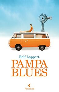 Libro Pampa blues Rolf Lappert