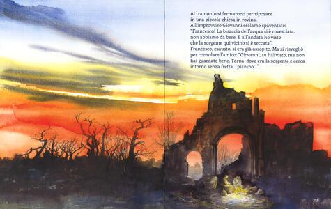 San Francesco e la notte di Natale - Chiara Frugoni,Felice Feltracco - 2