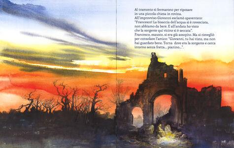 Libro San Francesco e la notte di Natale Chiara Frugoni , Felice Feltracco 1