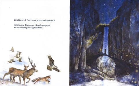 San Francesco e la notte di Natale - Chiara Frugoni,Felice Feltracco - 4
