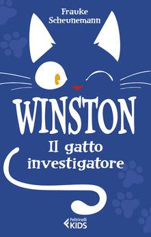 Antondemarirreguera.es Winston. Il gatto investigatore Image