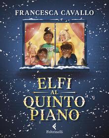 Elfi al quinto piano - Francesca Cavallo - copertina