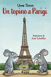 Copertina  Un topino a Parigi