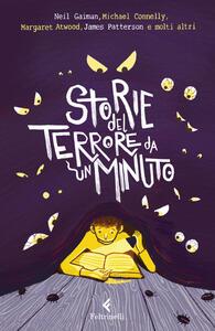 Libro Storie del terrore da un minuto