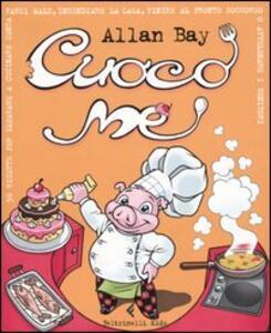 Cuoco me - Allan Bay - copertina