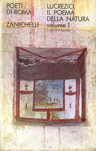 Libro Il poema della natura. Vol. 2 Tito Lucrezio Caro