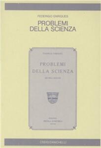 Problemi della scienza - Federigo Enriques - copertina