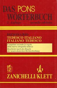 Libro Pons Wörterbuch. Dizionario tedesco-italiano, italiano-tedesco (Das)
