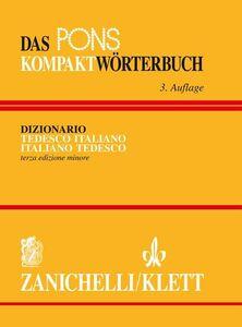 Libro Das Pons Kömpaktworterbuch. Dizionario tedesco-italiano, italiano-tedesco. Ediz. minore
