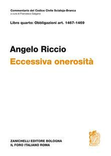 Equilibrifestival.it Libro quarto: artt. 1467-1469. Eccessiva onerosità Image