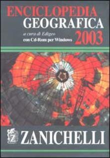 Nicocaradonna.it Enciclopedia geografica 2003. Con CD-ROM Image