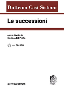 Libro Le successioni. Con CD-ROM