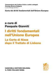 I diritti fondamentali nell'unione Europea. La carta di Nizza dopo il trattato di Lisbona