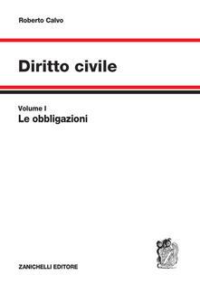 Diritto civile. Vol. 1: Le obbligazioni..pdf