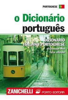 O Dicionário portugues. Dizionario portoghese-italiano, italiano-portoghese.pdf