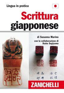Libro Scrittura giapponese Susanna Marino