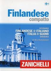 Finlandese compatto. Dizionario finlandese-italiano italia-suomi
