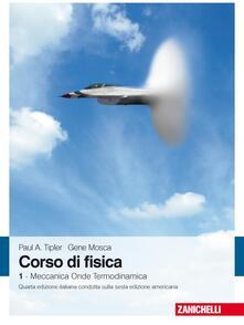 Ilmeglio-delweb.it Corso di fisica. Vol. 1 Image