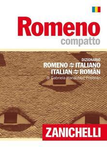 Vastese1902.it Romeno compatto. Dizionario romeno-italiano, italiano-romeno Image