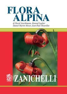 Flora alpina - copertina