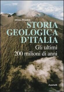 Ipabsantonioabatetrino.it Storia geologica d'Italia. Gli ultimi 200 milioni di anni Image