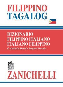 Filippino tagalog. Dizionario filippino-italiano, italiano-filippino.pdf