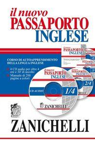 Libro Nuovo passaporto inglese. Corso di autoapprendimento della lingua inglese. Con 4 CD Audio