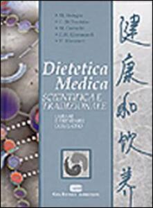 Dietetica medica scientifica e tradizionale. Curare e prevenire con il cibo - Mauro Bologna - copertina