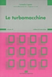Foto Cover di Le turbomacchine. Vol. 2, Libro di Carmelo Caputo, edito da CEA