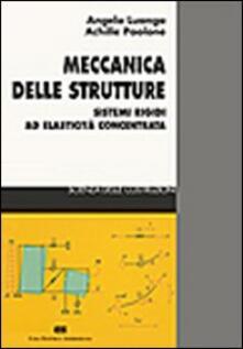 Radiospeed.it Meccanica delle strutture. Sistemi rigidi ad elasticità concentrata Image