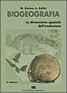 Winniearcher.com Biogeografia. La dimensione spaziale dell'evoluzione Image