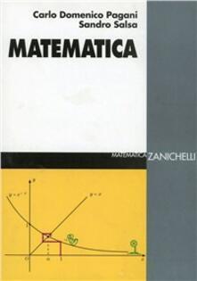 Winniearcher.com Matematica. Per i diplomi universitari Image