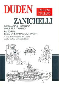Duden. Dizionario illustrato inglese-italiano-Pictorial english & italian dictionary. Ediz. bilingue