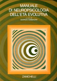 Antondemarirreguera.es Manuale di neuropsicologia dell'età evolutiva Image