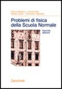 Problemi di fisica della Scuola Normale - copertina