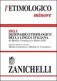 Festivalpatudocanario.es L' etimologico minore. Dizionario etimologico della lingua italiana Image