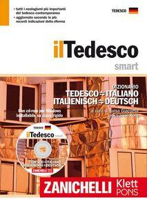 Libro Il tedesco smart. Dizionario tedesco-italiano, italienisch-deutsch. Con cofanetto