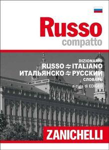 Libro Russo compatto. Dizionario russo-italiano, italiano-russo