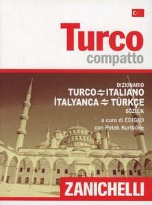 Libro Turco compatto. Dizionario turco-italiano, italiano-turco