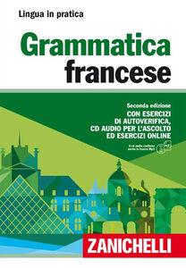 Libro Grammatica francese. Con esercizi di autoverifica. Con CD Audio formato MP3