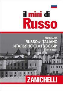 Libro Il mini di russo. Dizionario russo-italiano, italiano-russo