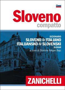 Libro Sloveno compatto. Dizionario sloveno-italiano, italiano-sloveno