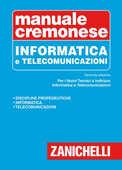 Libro Manuale cremonese di informatica e telecomunicazioni Antonino Liberatore Onelio Bertazioli Marco L. Ferrario