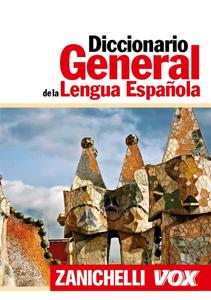 Libro Diccionario general de la lengua española