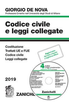 Codice civile e leggi collegate. Con CD-ROM.pdf