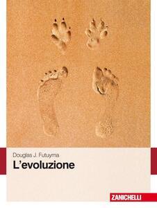 L' evoluzione - Douglas J. Futuyma - copertina