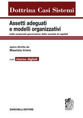 Assetti adeguati e modelli organizzativi. Con aggiornamento online