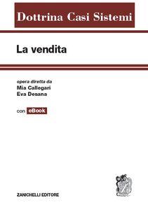 Libro La vendita. Con e-book
