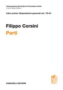 Libro ART. 75-81. Parti Filippo Corsini