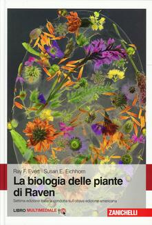 Promoartpalermo.it Biologia delle piante di Raven. Con Contenuto digitale per download: e-book Image